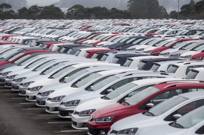 No total, foram vendidas 383 mil unidades a mais que em 2018, segundo dados divulgados pela Fenabrave