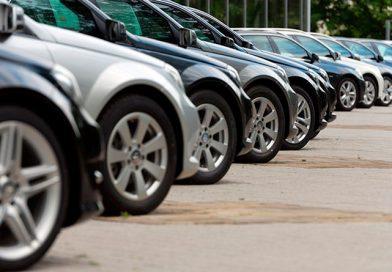 Setor de locação de veículos cresce 12,3% em 2017