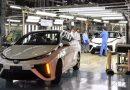 Toyota estuda produzir carro elétrico no Brasil, vai abrir 3º turno em fábricas