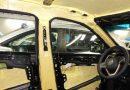 Blindagem de carro usado