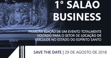 1º Salão Business das Locadoras de Veículos do ES