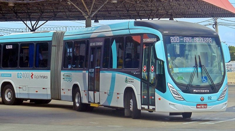 Fortaleza regulamenta aplicativos de transporte com exigência de apoio ao transporte coletivo