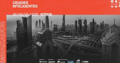 WTM 2018: Cidades inteligentes