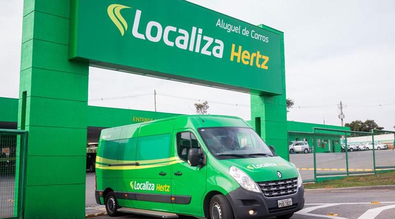 Localiza é eleita a melhor empresa de serviços