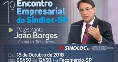 1º Encontro Empresarial do Sindloc-SP