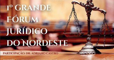 1º Grande Fórum Jurídico do Nordeste