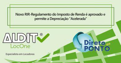 """Novo RIR-Regulamento do Imposto de Renda é aprovado e permite a Depreciação """"Acelerada"""""""