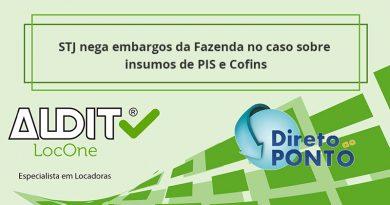 STJ nega embargos da Fazenda no caso sobre insumos de PIS e Cofins