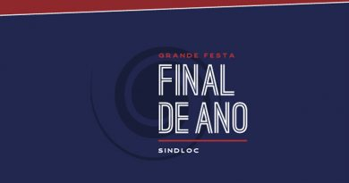 Confraternização de final de ano SINDLOC