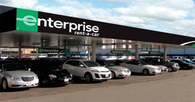 Enterprise terá mais de 100 mil carros da GM até fim de 2019