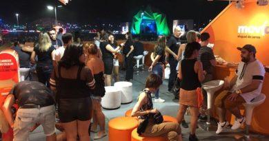 Ação da Movida no Rock In Rio conquista ouro do Prêmio Caio