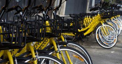 Serviço de aluguel de bicicletas e patinetes elétricos é lançado em Curitiba