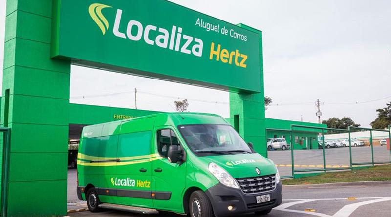 Localiza avalia possibilidade de realização de oferta pública de distribuição primária