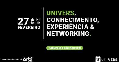 Participe no dia 27/02 da UniVERS, Escola de Gestão