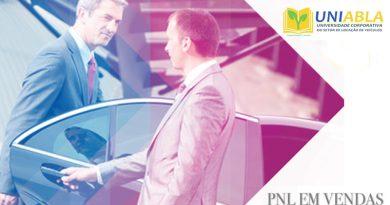 Uniabla Curso de Líder PNL em vendas em Vitória-ES