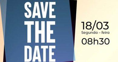 Save The Date Lançamento Anuário ABLA - PR