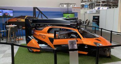 Empresa holandesa começa a entregar carros voadores em 2020