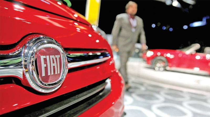 Fiat apresenta proposta de fusão à Renault