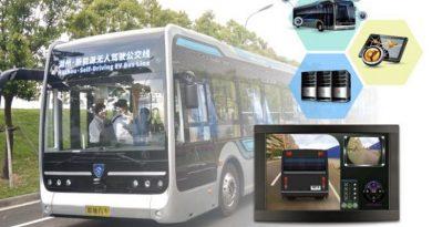 Curitiba testa tecnologia para ônibus autônomos