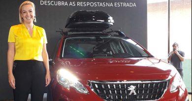 Peugeot estima aumentar vendas 30% este ano