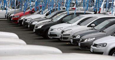 Vendas de usados em Minas crescem 7,4% no ano