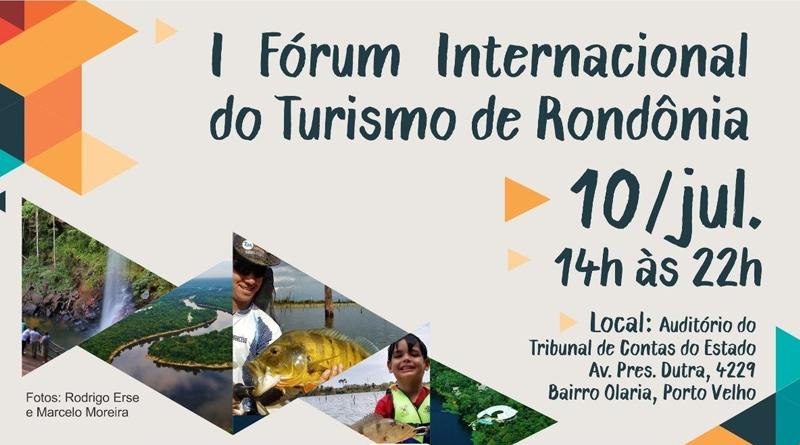 I Fórum Internacional do Turismo em Rondônia