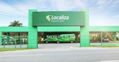 Localiza registra lucro líquido de R$ 190 milhões no 2ºT19