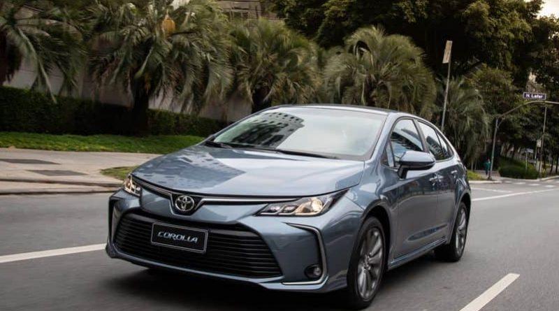 Toyota Mobily Services tem aluguel de carros a partir de R$ 149