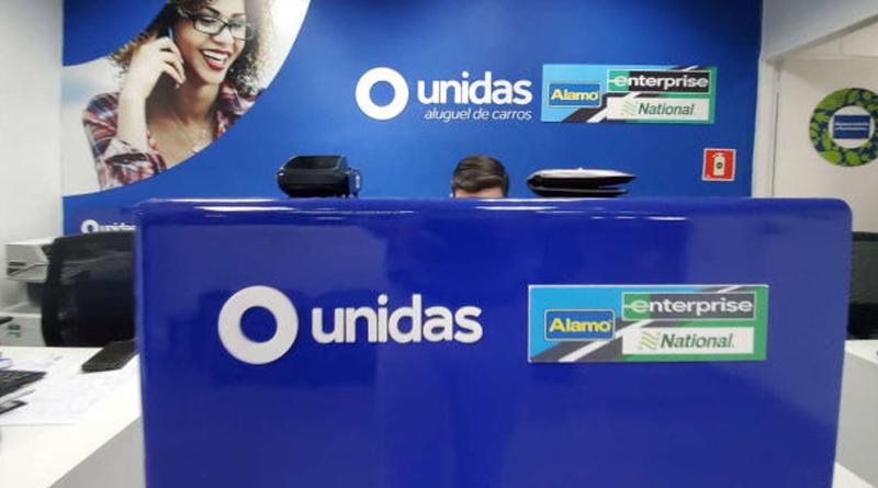 Unidas registra lucro recorde no 1º trimestre. Está aguardando aval do Cade para a oferta de aquisição feita pela rival Localiza.