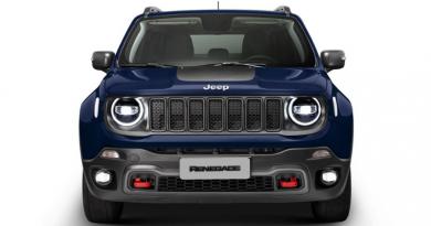 Recall: Jeep convoca donos do Renegade por falha na pinça do freio
