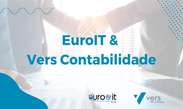 EuroIT anuncia nova parceria com Vers Contabilidade