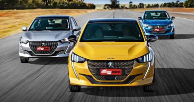 Novo Peugeot 208 chega ao Brasil partindo de R$ 75 mil - FOTO: FERNANDO PIRES/QUATRO RODAS