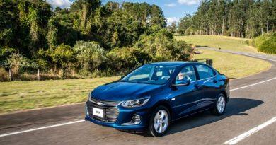 Chevrolet Onix domina vendas em 13 estados em setembro e Tracker lidera em SP FOTO: DIVULGAÇÃO