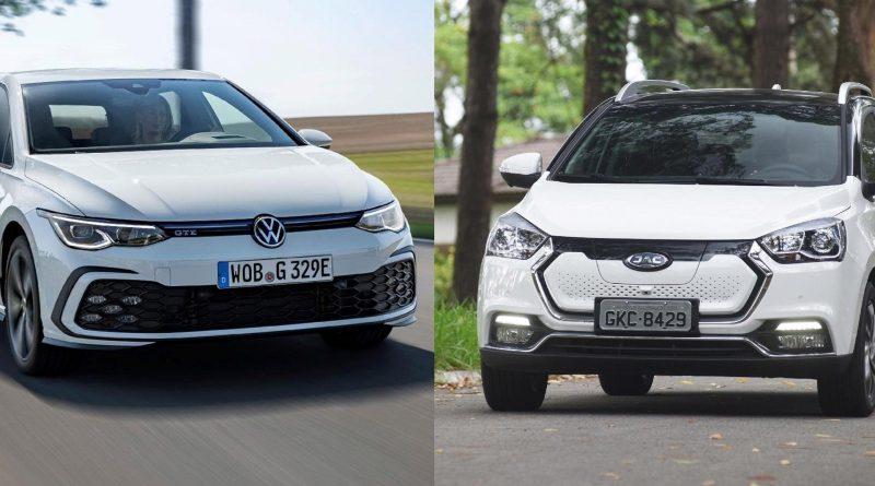 China aprova e VW compra 50% da JAC
