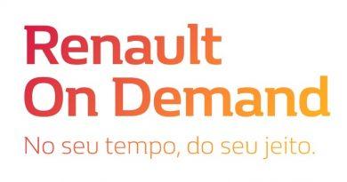 LOOPSTER EVOLUI PARA RENAULT ON DEMAND. Imagem: Divulgação Renault