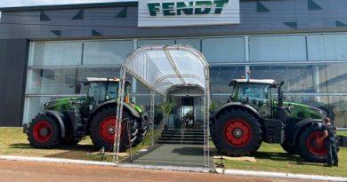 Grupo Vamos inaugura a primeira concessionária Fendt Foto: GWA Comunicação Integrada