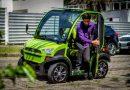 Empresa brasileira fabricará veículos elétricos urbanos no Paraná