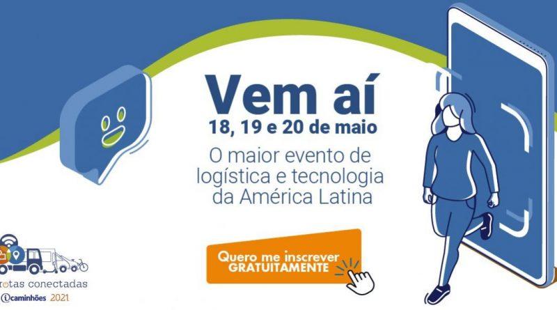 Participe do Frotas Conectadas 2021 icaminhoes 100% Online e Gratuito!