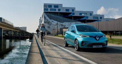 Carsharing da Renault estreia no Brasil; entenda como funciona o sistema. Um dos veículos que poderão ser alugados é o Zoe.