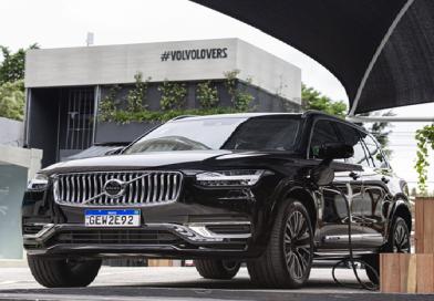 Serviço empresta Volvo híbridos para qualquer um e de graça