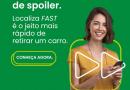 Localiza FAST apresenta um serviço 100% digital de aluguel de carros