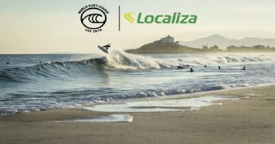 A Localiza anuncia o patrocínio da World Surf League 2021/2022 Brasil, cujo Championship Tour leva os surfistas da elite em uma viagem ao redor do mundo...