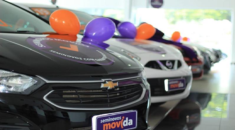 Ações da Movida disparam 9% depois de resultado, com analistas exaltando vendas de seminovos e gestão de frota