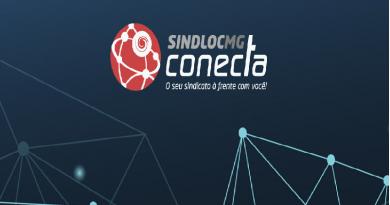 SINDLOC-MG promove debate sobre as tendências do setor com Marco Aurélio Nazaré, Presidente do SINDLOC-MG, e Luis Fernando Porto, CEO da Unidas,
