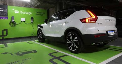 Carros elétricos e híbridos chegam a 2% do mercado no Brasil