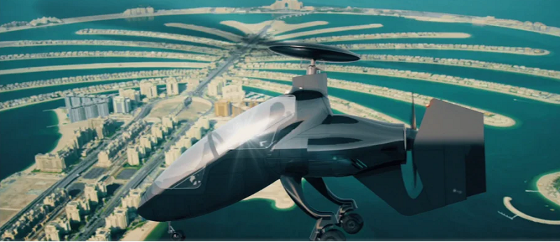 A Europcar Brazil anunciou planos para adquirir 50 aeronaves elétricas de decolagem e pouso vertical. Faz pedido à eGyro™ da Skyworks Aeronautics.
