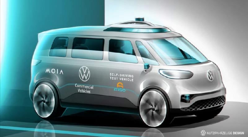 VW usará Kombi elétrica em inédito 'Uber sem motorista' em 2025. Anunciou que vai oferecer serviços de mobilidade com veículos totalmente elétricos e...