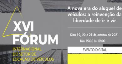 Abla inicia Fórum Internacional de Locadoras nesta terça (19). Organizado pela Abla, o evento segue até quinta (21) e irá reunir mais de 700 empresários